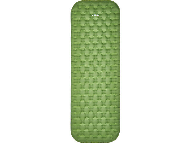 CAMPZ Comfort Liggeunderlag Lys 9.0, grøn